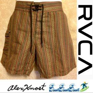 """RVCA Alex Knost 15"""" Boardshort Trunks🏄♂️"""